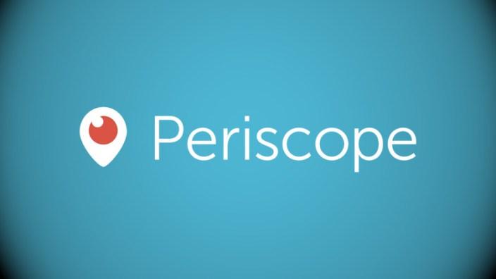 Periscope, in arrivo nuove funzionalità con Twitter