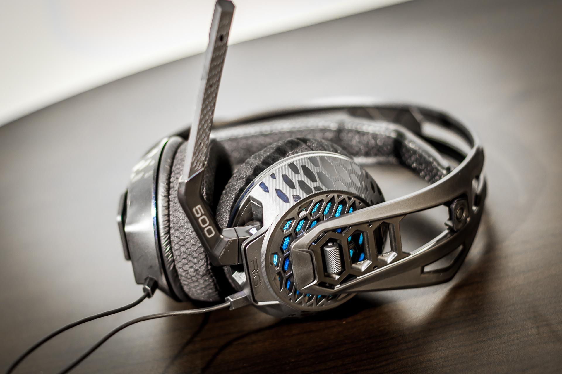 Recensione cuffie Plantronics Rig 500E  un headset multi-piattaforma ... 0623593e0e15