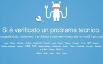 Twitter non funziona: down per problema tecnico