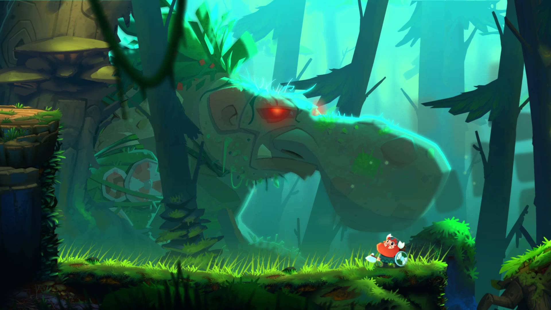 viking mushroom
