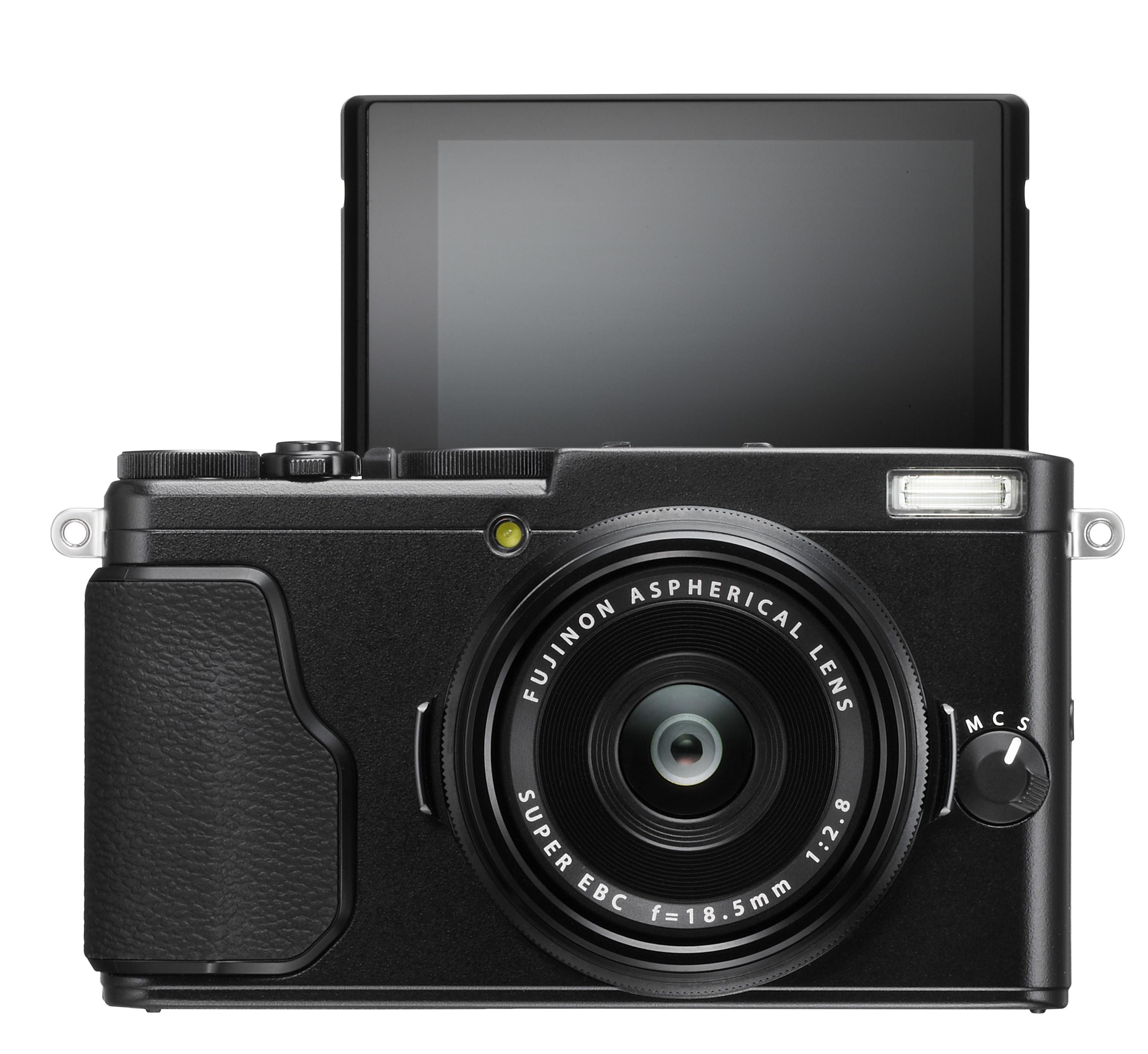 Fujifilm X70: prezzo e scheda, molto più che una selfie-camera