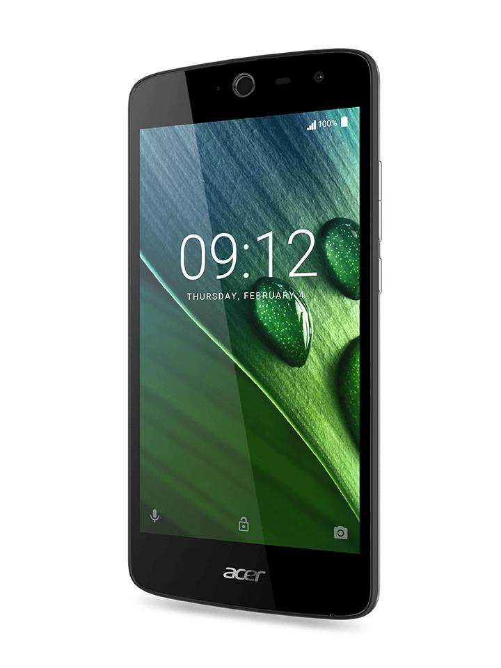 Acer: scheda tecnica dei nuovi smartphone della serie Liquid Zest al MWC 2016
