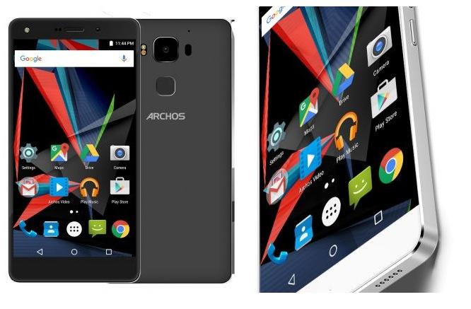 Archos Diamond 2 Plus: prezzo e scheda tecnica ufficiale