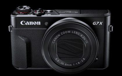 Canon G7 X Mark II: prezzo e scheda della compatta di qualità
