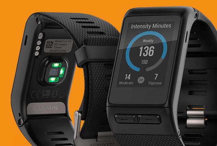 Garmin VivoActive HR prezzo e scheda tecnica dello smartwatch