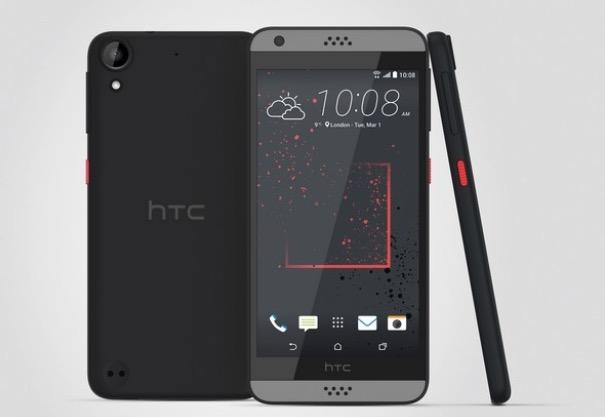 HTC Desire 530 specifiche