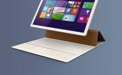Huawei MateBook: al MWC 2016 il laptop convertibile