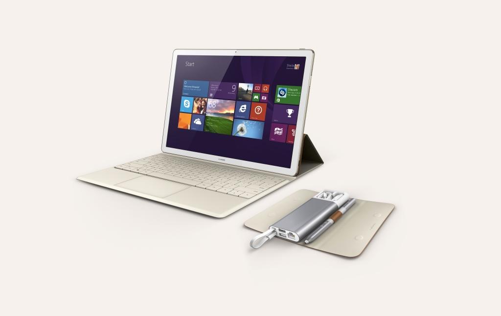 Huawei MateBook con Dock