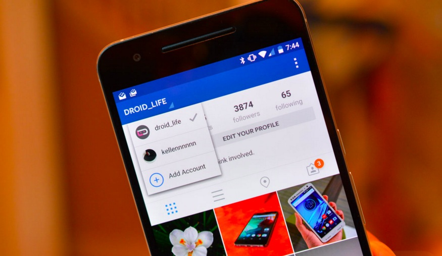 Instagram multi account: un bug crea problemi di privacy
