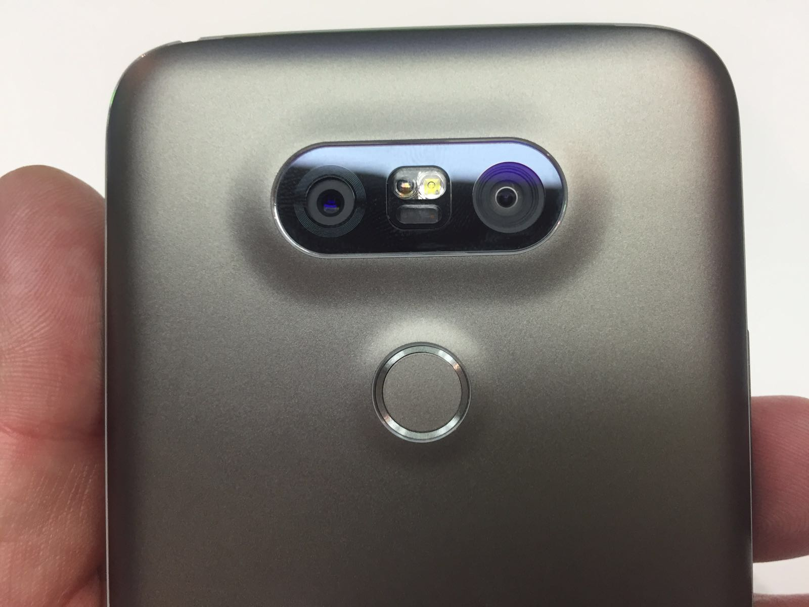 LG G5 fotocamera