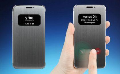 LG Quick Cover per G5 anticipa l'uscita del topclass