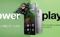 Lenovo Vibe P1 Turbo: prezzo e scheda tecnica ufficiali