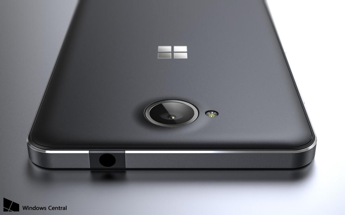 Lumia 650 fotocamera
