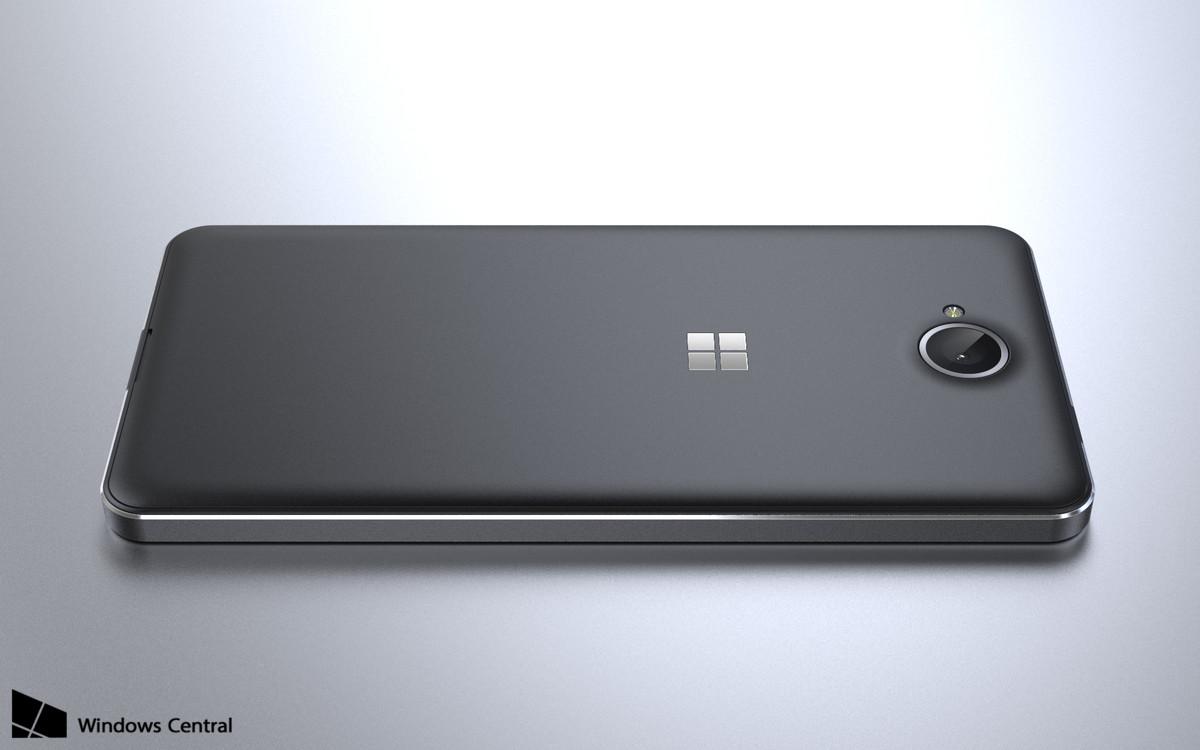 Lumia 650 retro