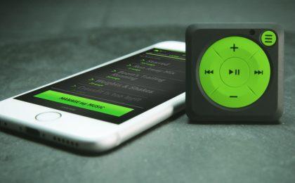 Mighty, l'iPod shuffle con musica da Spotify