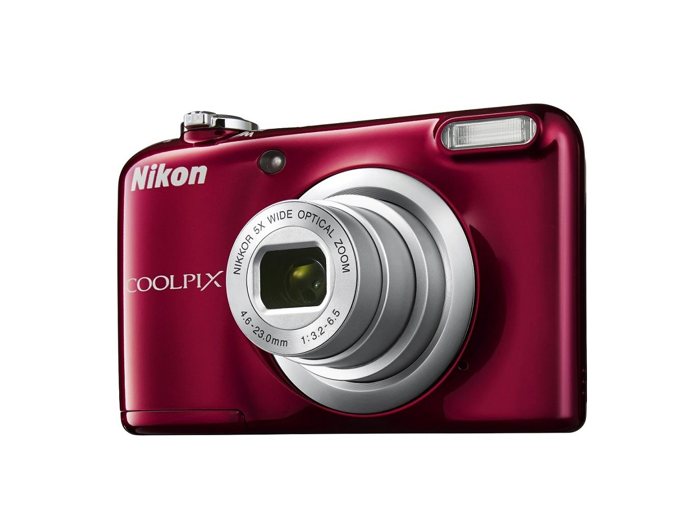 Nikon Coolpix A10 mid front