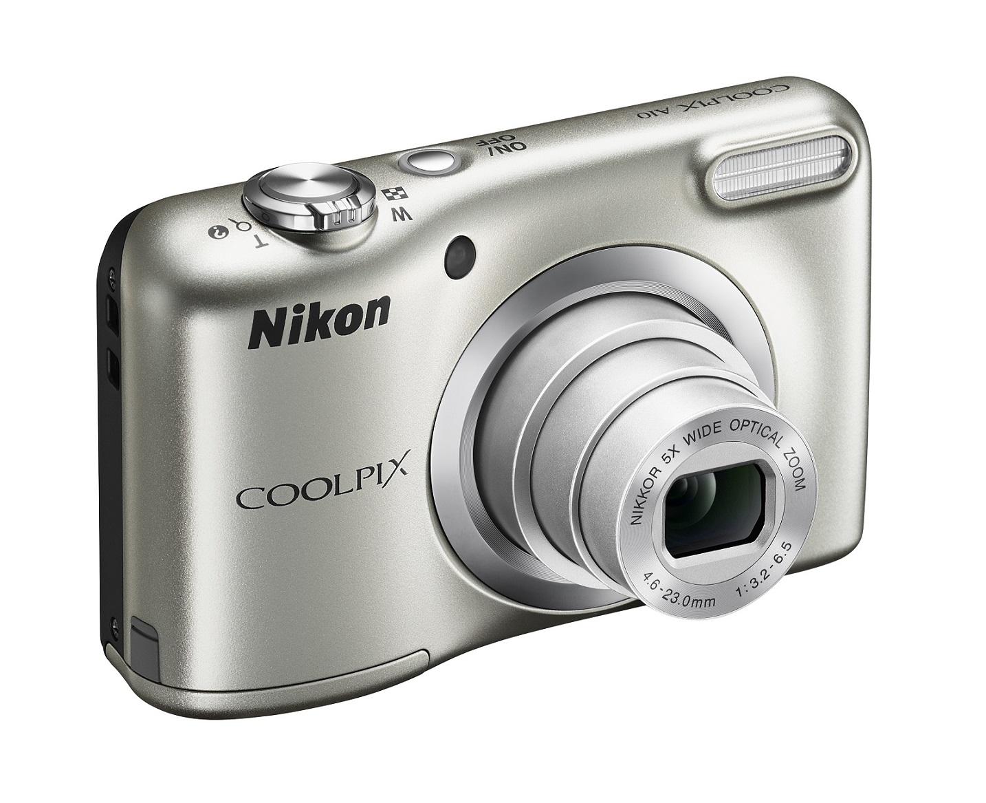 Nikon Coolpix A10: scheda tecnica e prezzo