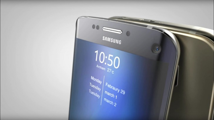 Samsung Galaxy S7 Edge Vs iPhone 6s Plus: il confronto tra phablet