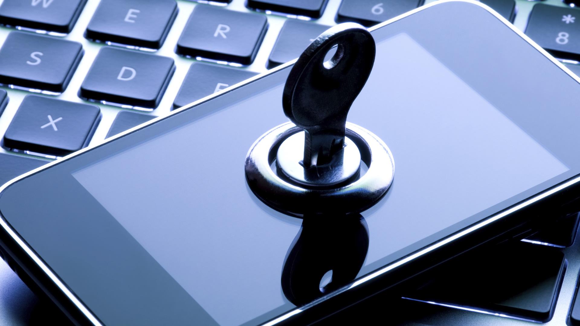 Sicurezza smartphone