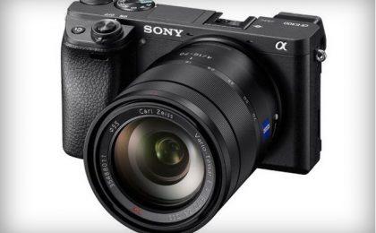 Sony A6300: scheda e prezzo della fotocamera mirrorless