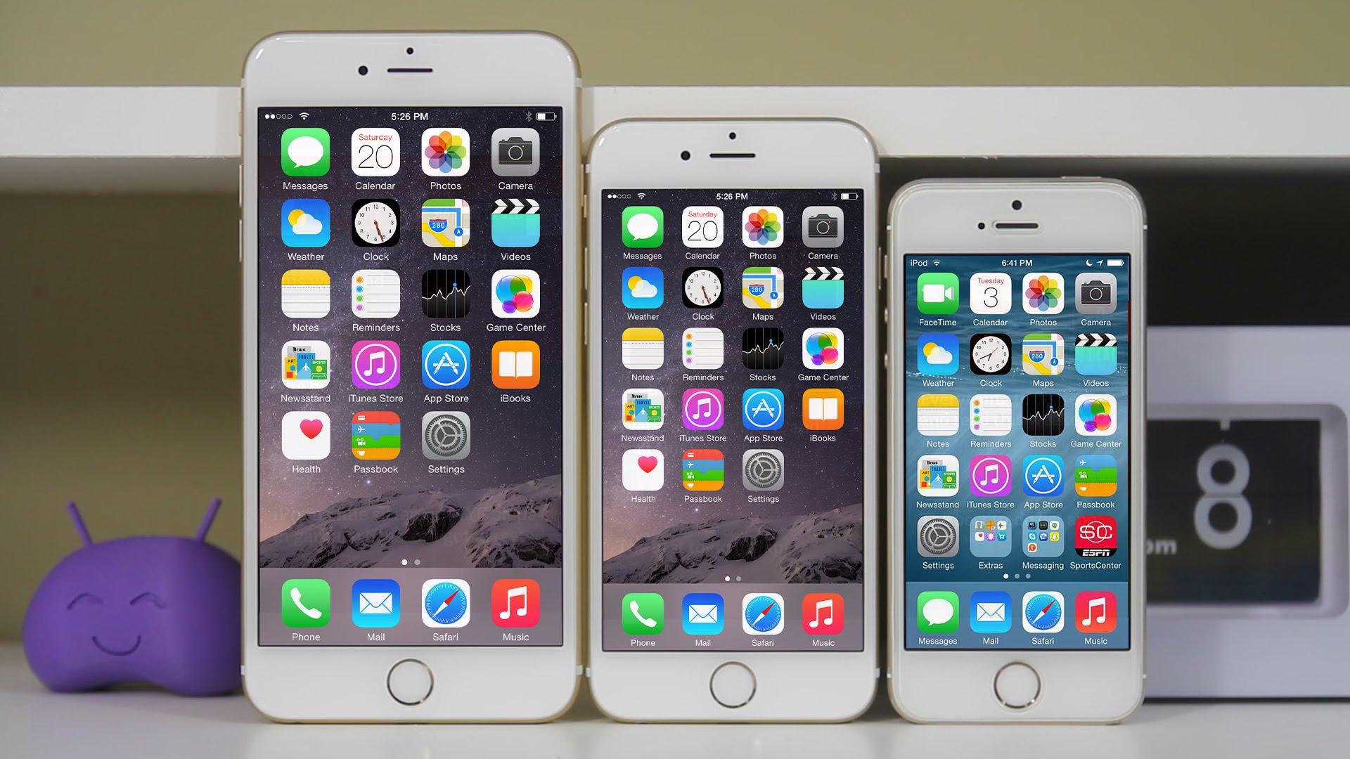 I modelli di iPhone più diffusi e popolari al mondo