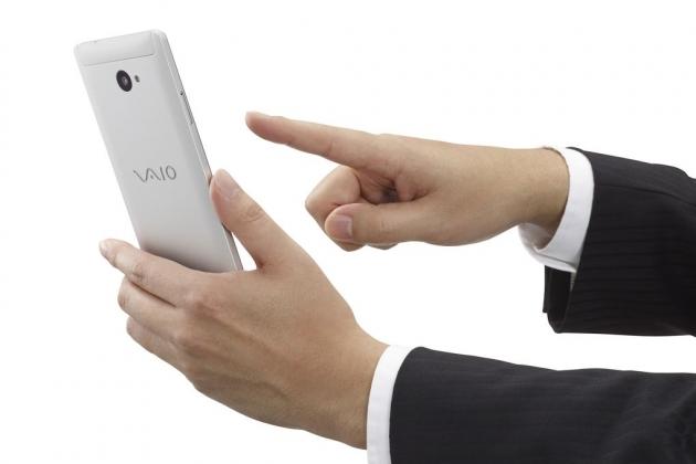 VAIO Phone Biz con Windows 10: prezzo e scheda tecnica