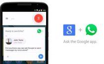 Messaggi vocali WhatsApp ora dettati da Google Now su Android