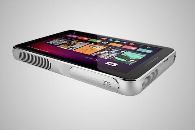 ZTE Spro Plus: il tablet-proiettore del MWC 2016