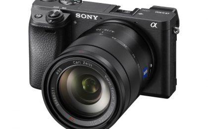Sony A6300: fotocamera mirrorless con autofocus più veloce al mondo