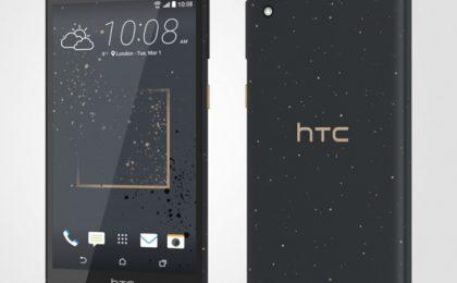 HTC presenta i nuovi smartphone della linea Desire al MWC 2016