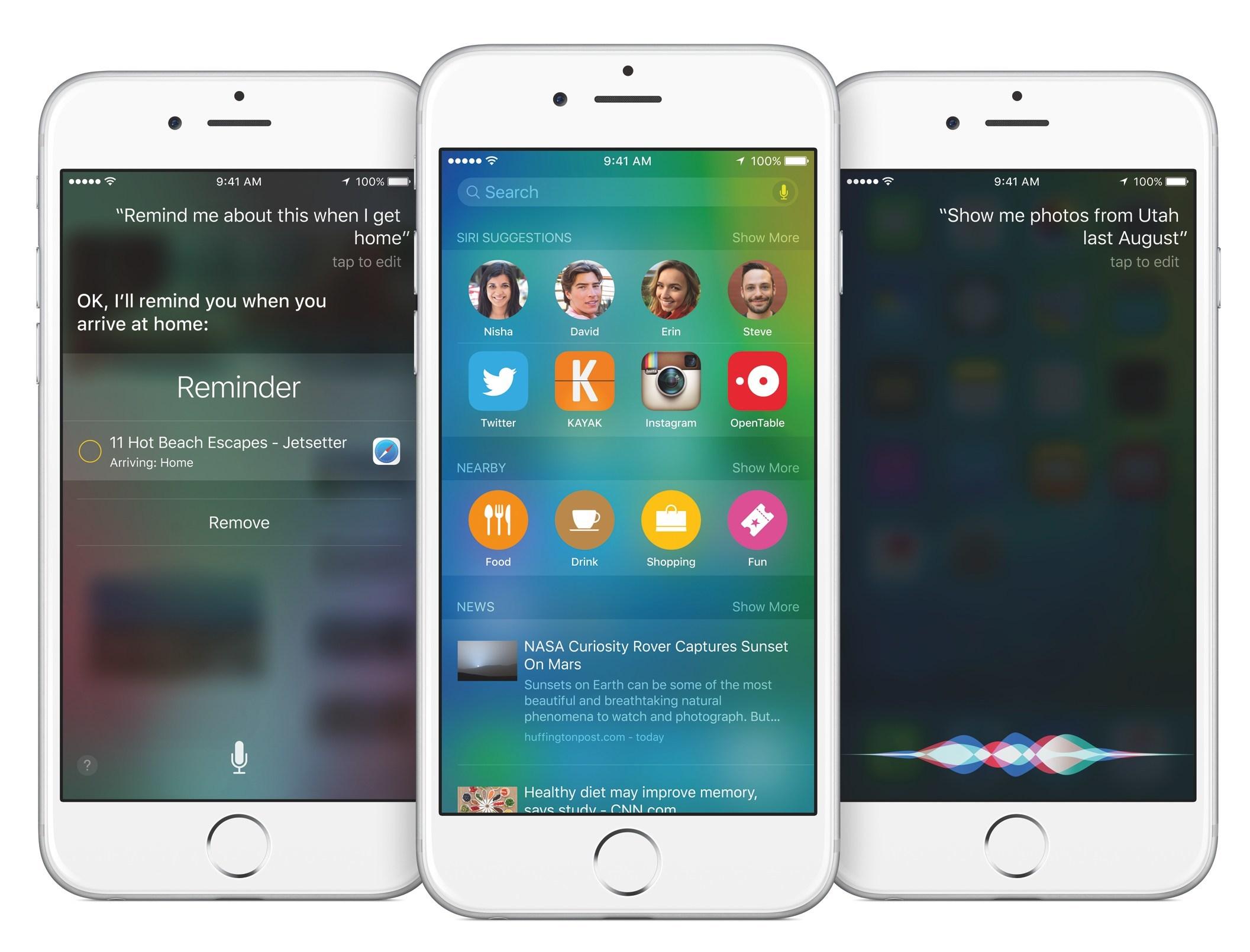 iOS 9 trucchi segreti