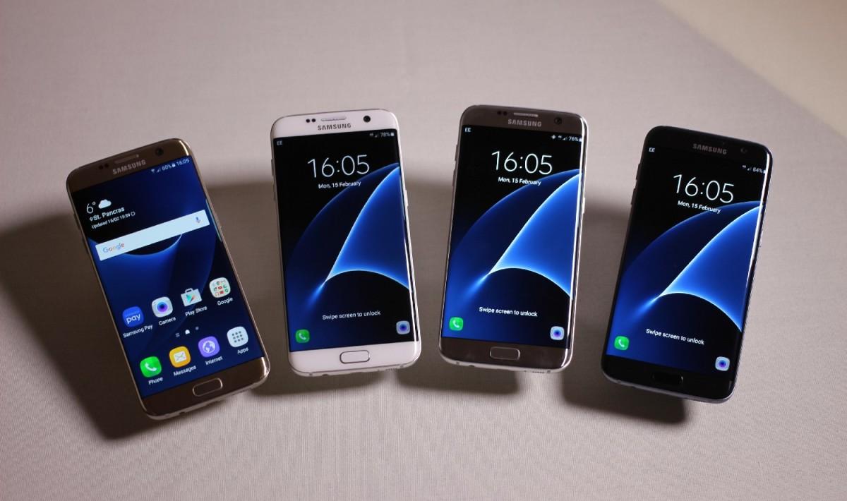 Samsung Galaxy S7 Edge Vs Galaxy S6 Edge: il confronto