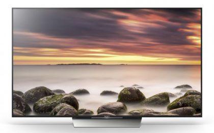 Le nuove TV Sony BRAVIA 2016: prezzi e caratteristiche
