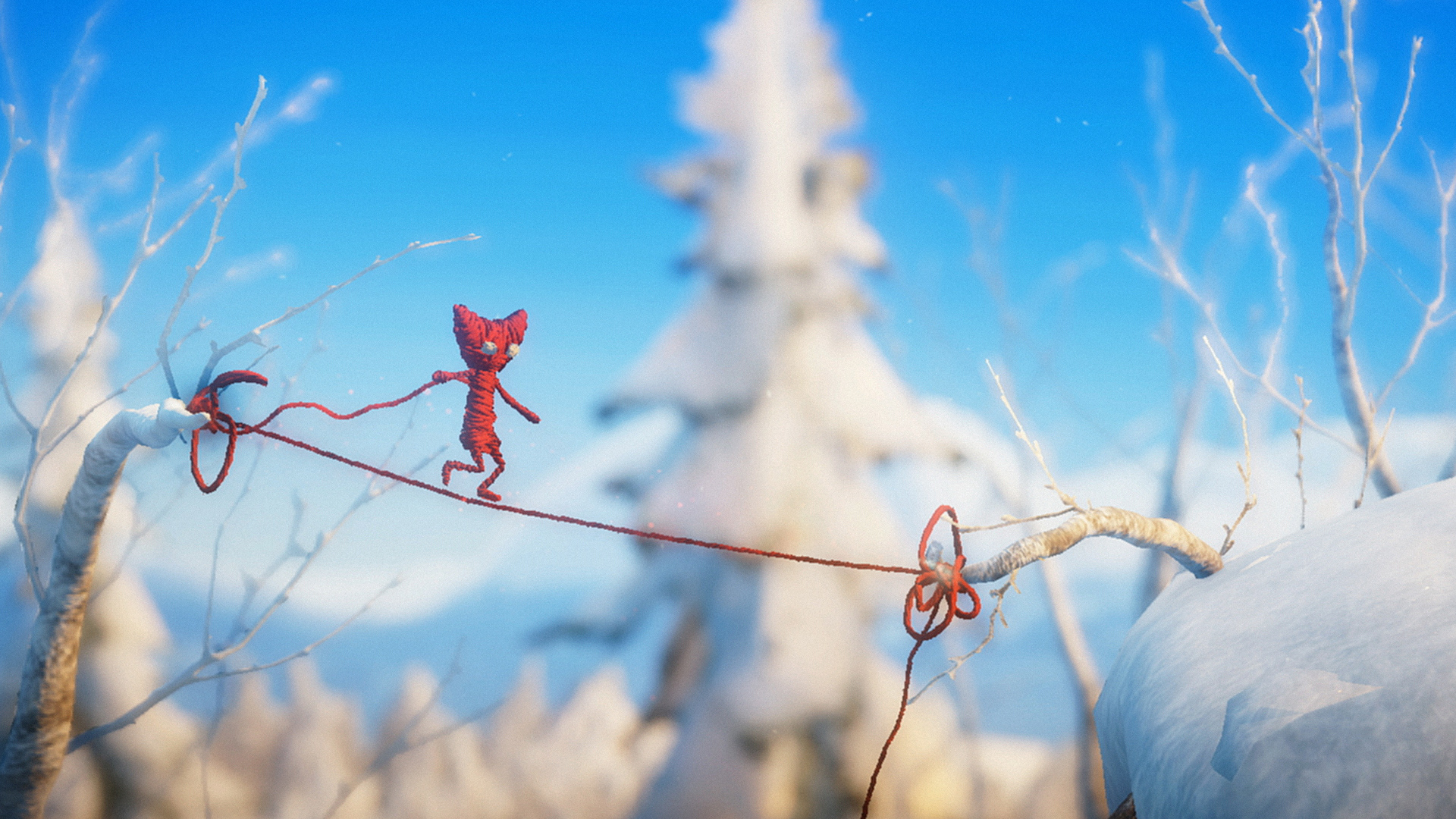 unravel gameplay
