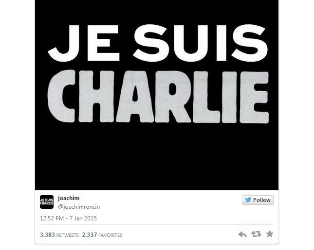 10 anni Twitter Charlie Hebdo