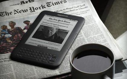 Kindle: aggiornamento obbligatorio per non perdere la connessione Internet