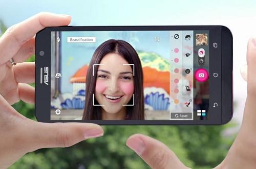 Asus Zenfone Selfie autoscatto