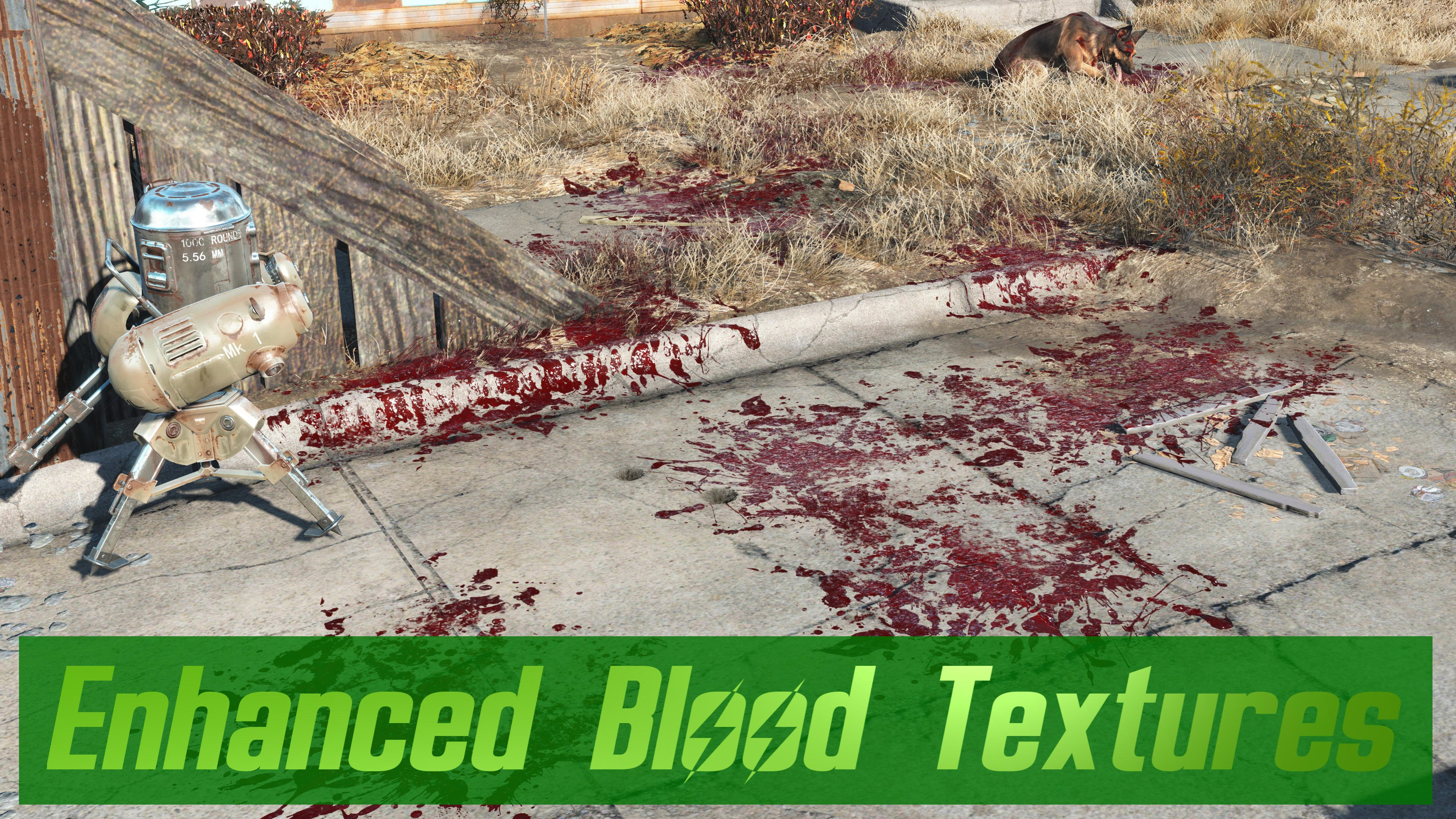 Blood mod