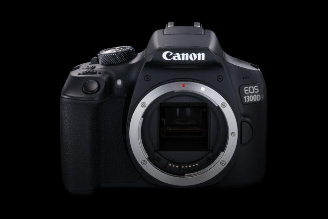 Canon EOS 1300D corpo macchina