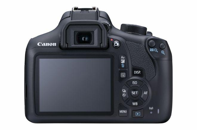 Canon EOS 1300D retro