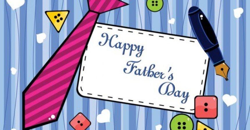 Cartolina Festa del Papà 2016