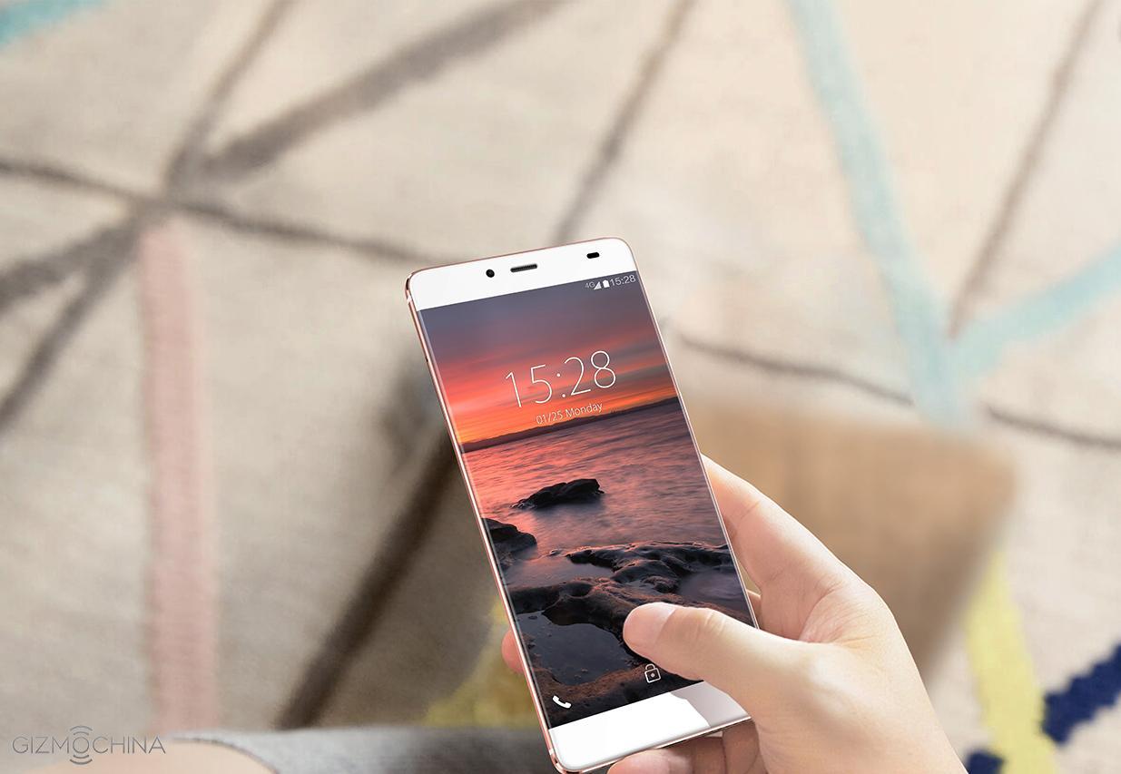 Elephone S3 handson