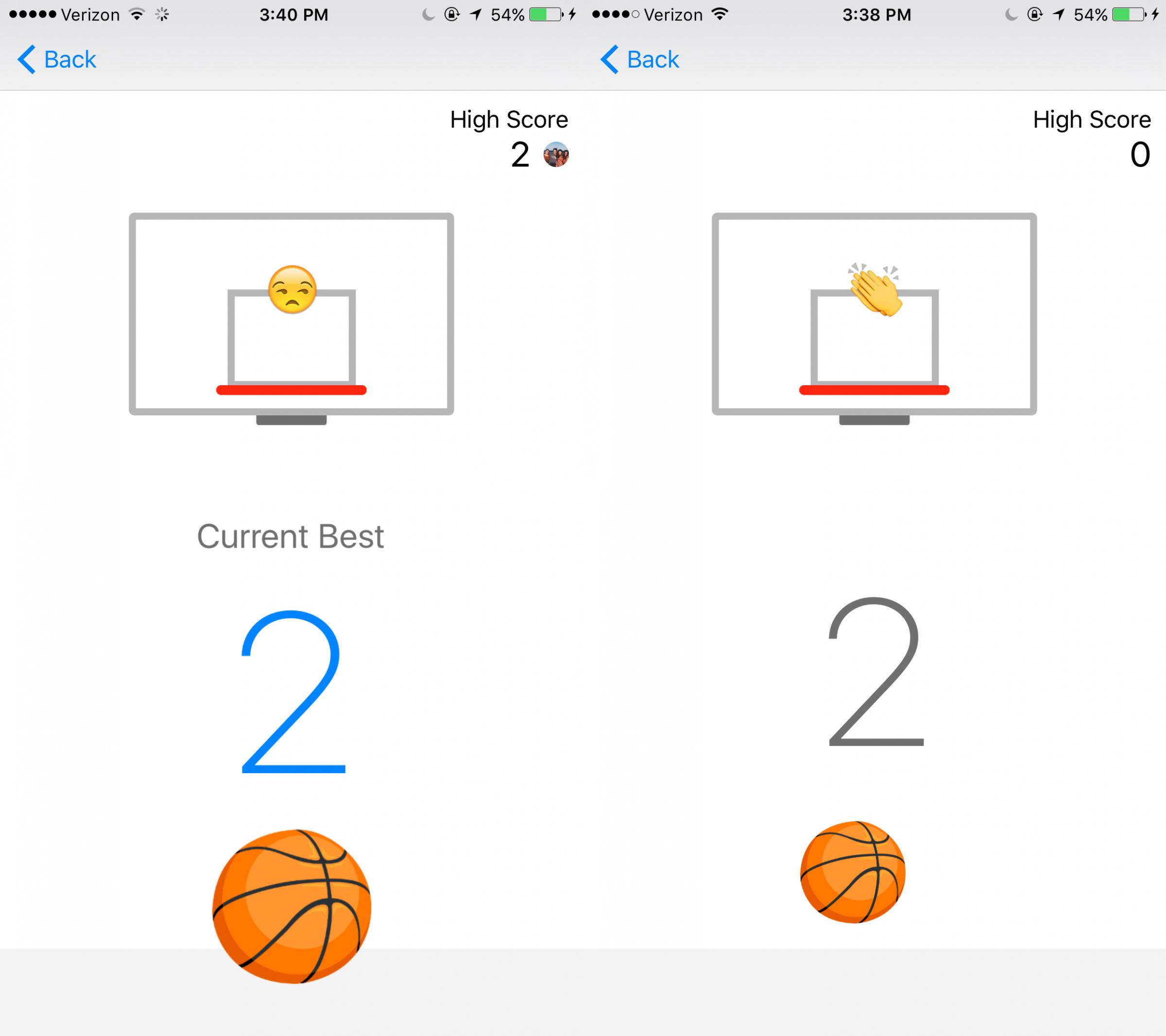Facebook Messenger e il gioco del basket