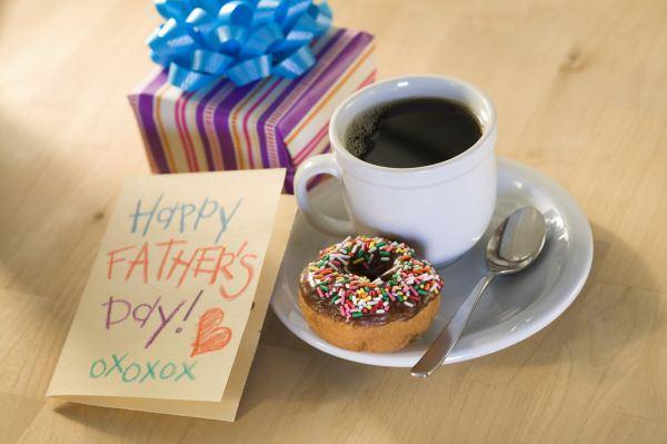 Festa del Papà colazione