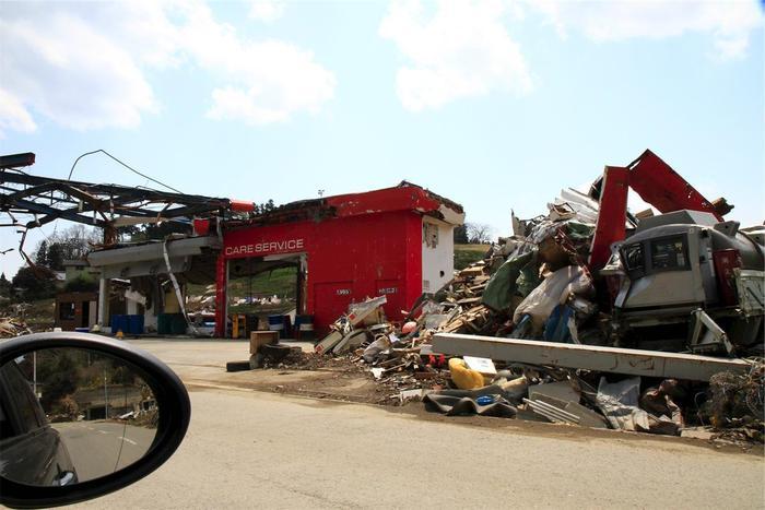 Fukushima, nuove immagini su Google Street View