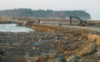 Google Maps mostra le immagini di Fukushima prima e dopo lo tsunami