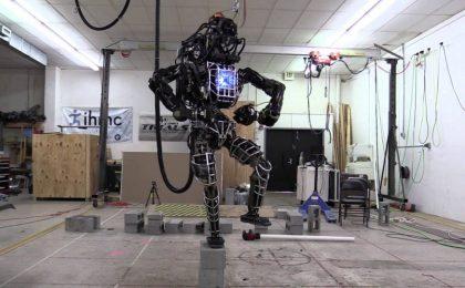 Google vende Boston Dynamics