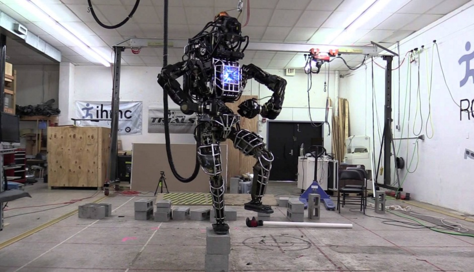 Google vende Boston Dynamics