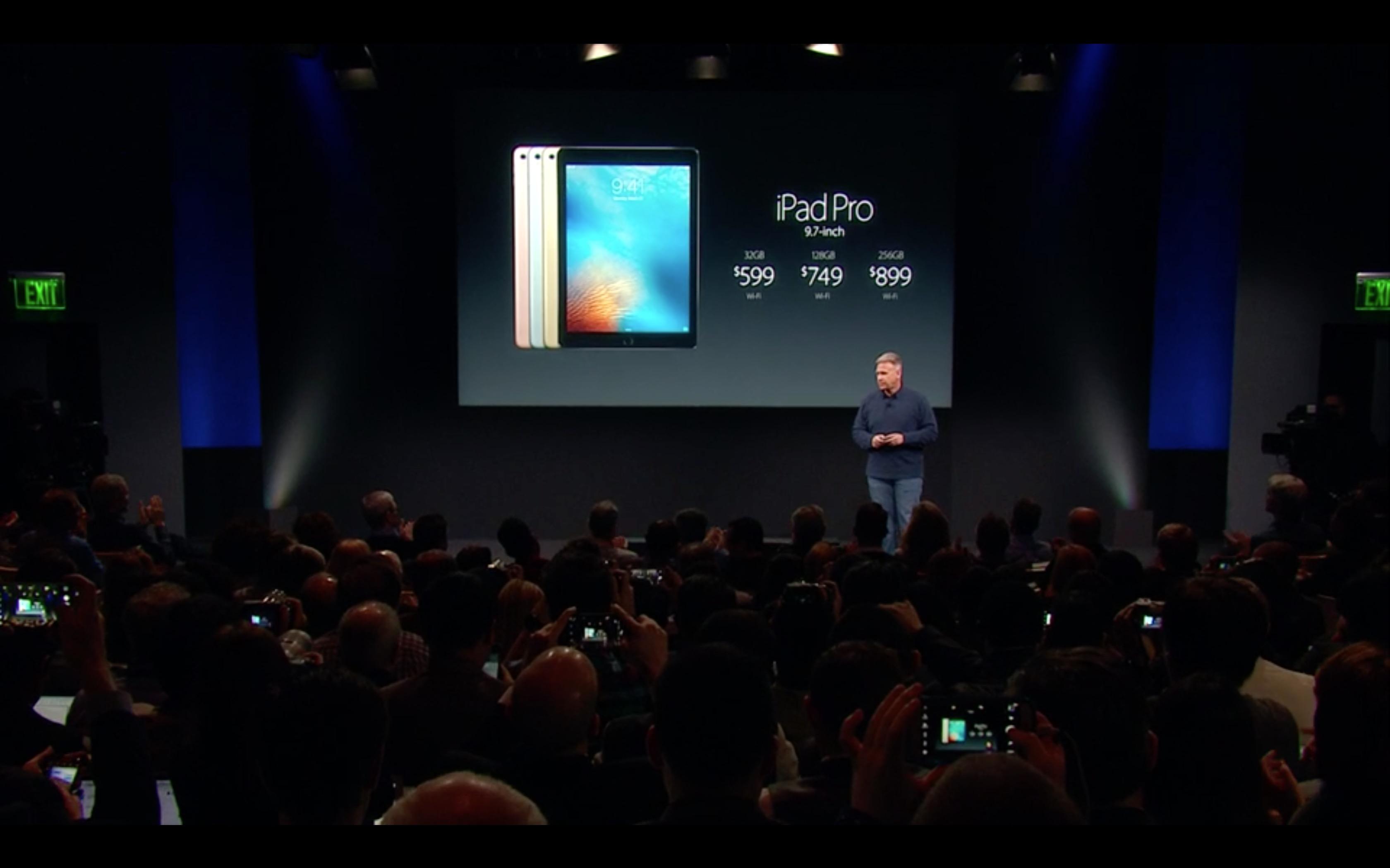 Prezzi iPad Pro 9.7 pollcii