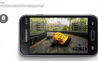 Samsung Galaxy J1 Mini in uscita, la scheda tecnica ufficiale